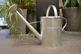 New 9lt 2 gallon galvanised watering 💧can