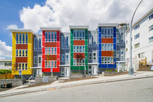 NEW MODERN TOWNHOMES IN UPTOWN NEWWEST
