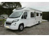 2019 Bailey Autograph 79-6 6 Berth Luxury Motorhome With Drop Down Fixed Bed