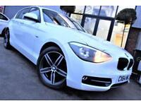 BMW 116d SPORT-SAT NAV-BLUETOOTH