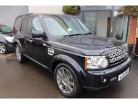 Land Rover Discovery 4 TDV6 HSE-HEATED LEATHER-CRUISE CONTROL