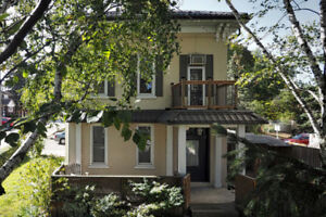 Charming, Upper-Unit of Century Home in Downtown Kitchener