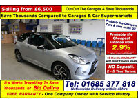 2015 - 64 - CITROEN DS3 1.6 e-HDi AIRDREAM D-STYLE PLUS 3 DOOR HATCHBACK GUIDE