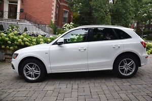 2013 Audi Q5 S-Line VERY LOW MILEAGE