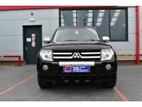 2010 Mitsubishi Shogun 3.2 DI-DC [197] Diamond 5dr Auto Station Wagon Diesel Aut