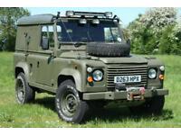 Land Rover Defender 90 Ex MOD 200 TDI