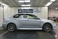 2014 Mitsubishi Lancer EVOLUTION MR w/ NAVIGATION / LOW KMS