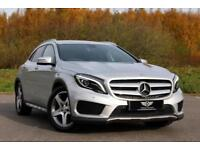 2014 Mercedes-Benz Gla Class 2.0 GLA250 AMG Line (Premium) 7G-DCT 4MATIC
