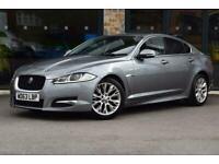 2014 Jaguar XF D SPORT Auto Saloon Diesel Automatic