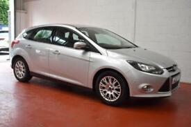 FORD FOCUS 1.6 TDCi TITANIUM 2011 DIESEL MANUAL *FULLY LOADED ~ SAT NAV ~ DAB*
