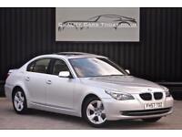 BMW 5 Series 520d SE Diesel Manual LCI Facelift *Beige Leather + Glass Sunroof