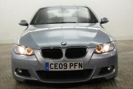 2009 BMW 3 Series 320D M SPORT Diesel blue Manual