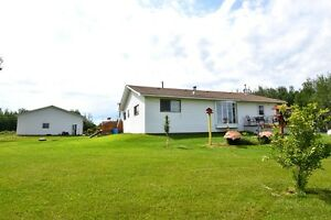 3bdrm home on 149 acre farm in Wandering River!