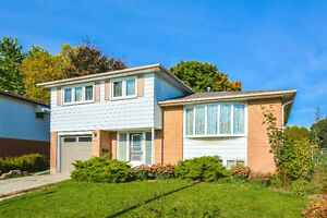 This full 4 level side split house is a rare find. A must see! Kitchener / Waterloo Kitchener Area image 1