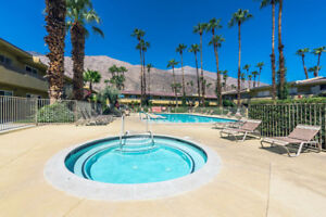 Palm Springs 2 Bedroom Condo