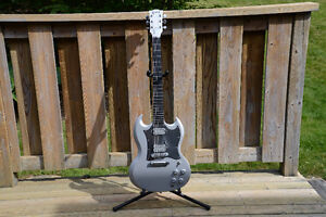 2005 Gibson Platinum SG Limited Edition