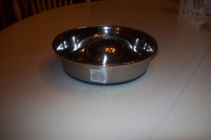 Durapet Slow Feed Dog Bowl.. For Dogs Who Inhale Their Food