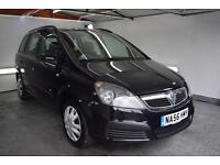 2006 56 VAUXHALL ZAFIRA 1.6 + 7 SEATER + BAD CREDIT SPECIALISTS