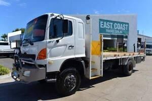 HINO GT1J ** 4X4 ** HYDRAULIC  WIDENING TRAYTOP ** #4747 Archerfield Brisbane South West Preview