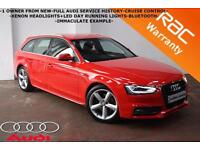 2012 Audi A4 Avant 2.0TDI S Line-1 OWNER-FULL AUDI SERVICE HISTORY-IMMACULATE-