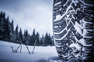 WINTER TIRES SALE