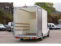 MAN AND VAN FURNITURE REMOVALS PACKING AND UNPACKING OFFICE REMOVALS LARGE LUTON VAN