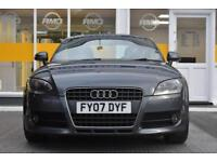 BAD CREDIT CAR FINANCE AVAILABLE 2007 07 AUDI TT COUPE 2.0T FSi