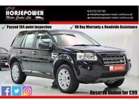 2009 Land Rover Freelander 2 2.2 TD HSE Commandshift 4X4 5dr SUV Diesel Automati