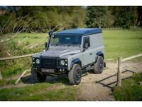 WANTED ALL LAND ROVER DEFENDERS CASH PAID! WANTED