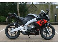 APRILIA RS 125 ABS EURO 4 LEARNER LEGAL 125 CC APRILIA RS 17MY FANTASTIC OFFER