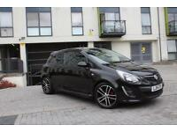Vauxhall/Opel Corsa 1.4i 16v ( 120ps ) ( s/s ) ( a/c ) 2014MY Black Edition