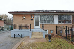 Renovated Semi-Detached for Sale in Brampton