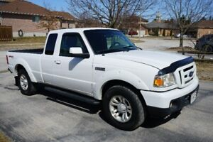 Selling 2011 4x4 Ford Ranger!