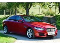 2016 Jaguar XE Portfolio D Saloon Diesel Manual