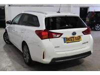 2013 Toyota Auris 1.8 VVT-i HSD Excel Touring Sports CVT HSD 5dr (Leather)