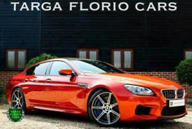 image for 2014 BMW M6 Competition 4.4 GRAN COUPE Auto Coupe Petrol Automatic