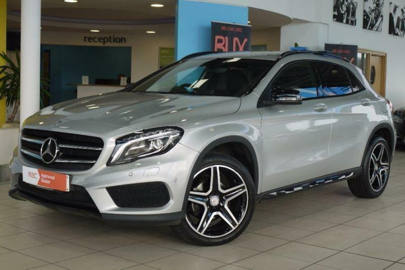 2015 mercedes benz gla class 2 1 gla200 cdi amg line premium pack 4 matic 5dr in sheffield. Black Bedroom Furniture Sets. Home Design Ideas