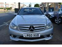 2010 60 MERCEDES C250 SPORT AMG AUTO GOOD AND BAD CREDIT CAR FINANCE AVAILABLE
