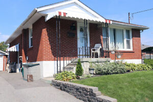 Nice 3+1Bed, 2Bath Brick Bungalow Steps to Lake, InLaw Potential