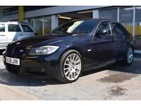 BMW 320 2.0TD M Sport GOOD AND BAD CAR CREDIT FINANCE AVAILABLE
