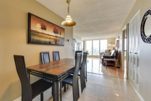 12/F, Water Edge Saskatchewan Dr, River & Downtown Views