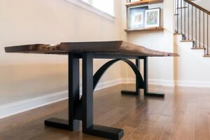Custom made tables and furniture