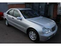 Mercedes C180 CLASSIC-1 OWNER-LOW MILEAGE
