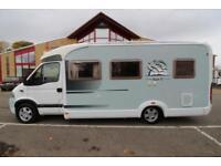 Knaus Sun Ti 3 Berth Motorhome for sale