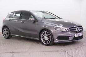 2013 Mercedes-Benz A Class A180 CDI BLUEEFFICIENCY AMG SPORT Diesel grey Manual