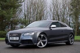 2011 Audi RS5 4.2 FSI Coupe 3dr Petrol S Tronic Quattro (252 g/km, 444 bhp)