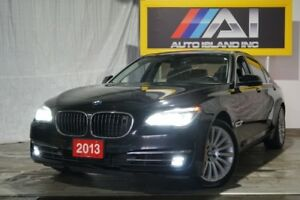 2013 BMW 7 Series 740Li xDrive,Navi,Camera,Bluetooth