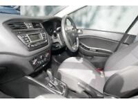 2018 Hyundai i20 1.4 SE 100 PS 5 door Hatchback