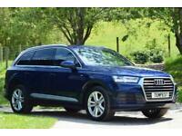 2018 Audi Q7 S Line Tdi Quattro Aut Auto Estate Diesel Automatic