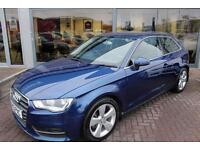 Audi A3 TDI SPORT. FINANCE SPECIALISTS